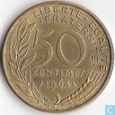 France 50 centimes 1964