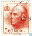 Postage Stamps - Norway - King Harald V