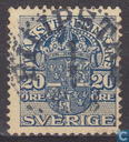 Postage Stamps - Sweden [SWE] - Blue 20