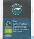 Tea bags and Tea labels - Think Fair - Bio Schwarztee Darjeeling