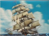 English Sailing Vessel