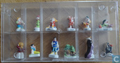 Snow White and the Seven Dwarfs Epiphany figurines