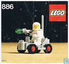 Lego 886 Space Buggy