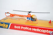 Bell 47 Police Helicopter