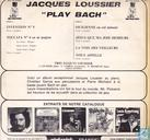 Disques vinyl et CD - Loussier, Jacques - Play Bach