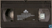 DVD / Video / Blu-ray - VHS video tape - Tarzan Escapes