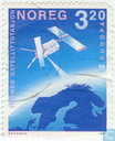 Postage Stamps - Norway - Europe – Aerospace