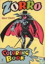 Coloring Book [Zorro]