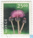 Postage Stamps - Norway - 25-00 Green