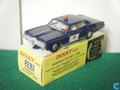 Pontiac Parisienne `Royal Canadian Mountain Police` Car