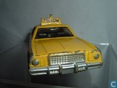 Plymouth Yellow Cab
