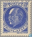 Postage Stamps - France [FRA] - Marshal Pétain (type Prost)