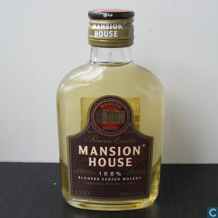 Mansion House Whisky Price Images