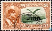 Reza Shah Pahlavi and mountains