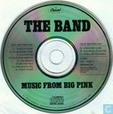 Disques vinyl et CD - Band, The - Music from Big Pink