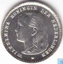 Coins - the Netherlands - Netherlands 10 cent 1896
