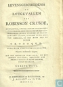 Most valuable item - Levensgeschiedenis en lotgevallen van Robinson Crusoe