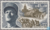 Postage Stamps - France [FRA] - Recapture Paris