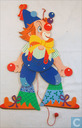 Trekpop Clown/Jongleur