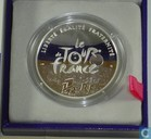 "France 1½ euro  2003 (PROOF) ""100th Anniversary of the Tour de France-2 Groups of cyclists"""