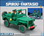 Model cars - Atlas - Jeep MB