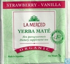 Yerba Maté Strawberry - Vanilla