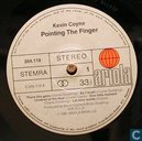 Disques vinyl et CD - Coyne, Kevin - Pointing the finger