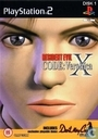 Resident Evil - Code Veronica X + demo disc Devil May Cry