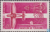 Timbres-poste - France [FRA] - Aviation sportive