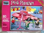 Pink Panter Over Parked