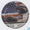 AAFES 5c 2003 Military Picture Pog Gift Certificate 3B51