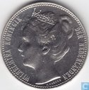 Coins - the Netherlands - Netherlands 1 gulden 1901