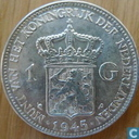 Netherlands 1 gulden 1945 (EP)