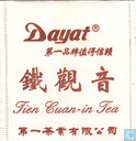Tien Guan -in tea