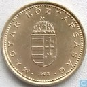 Coins - Hungary - Hungary 1 forint 1998