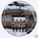 AAFES 10c 2006B Military Picture Pog Gift Certificate 9B101