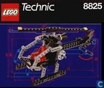 Lego 8825 Night Chopper