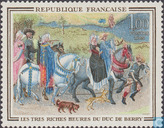Postage Stamps - France [FRA] - Painting