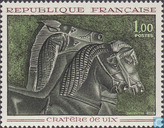 Postage Stamps - France [FRA] - Art