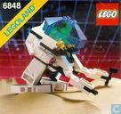 Lego 6848 Strategic Pursuer