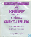 Tea bags and Tea labels - Kneipp® - Oriental Feeling