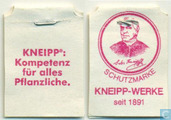 Tea bags and Tea labels - Kneipp® - Calm Waters