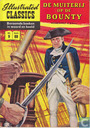 Comic Books - Mutiny on the Bounty - De muiterij op de Bounty