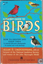 A pocket guide to birds