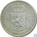 Coins - the Netherlands - Netherlands 1 gulden 1905