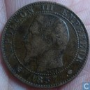 France 5 centimes 1857 (MA)