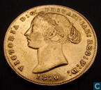 Australia 1 sovereign 1870