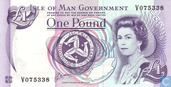 Isle Of Man 1 Pound ND(2006) - P40c