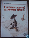L importance majeure des accords mineurs