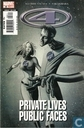 Marvel Knights 4 + private lives public faces